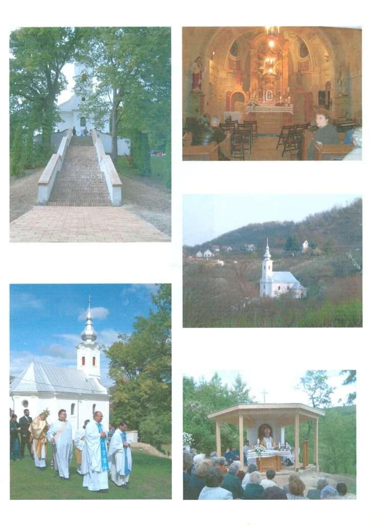 2008.09.01. köszönőlevél Plébánia képek