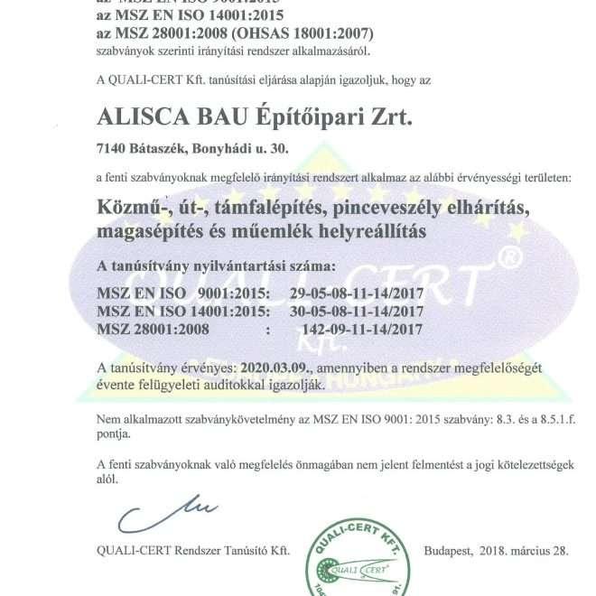 2018.03.28. ISO Tanúsítvány magyar-1